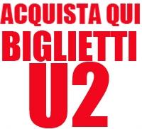 Acquista biglietti U2