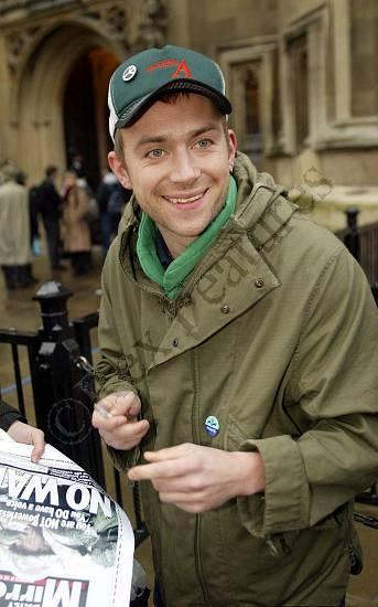 """""""The Good The Bad And The Queen"""" Damon Albarn"""