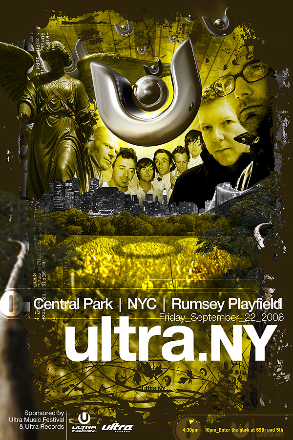 Ultra New York 2006