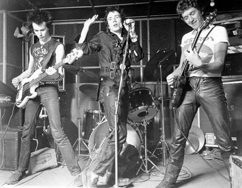 Sex Pistols Summer 1977