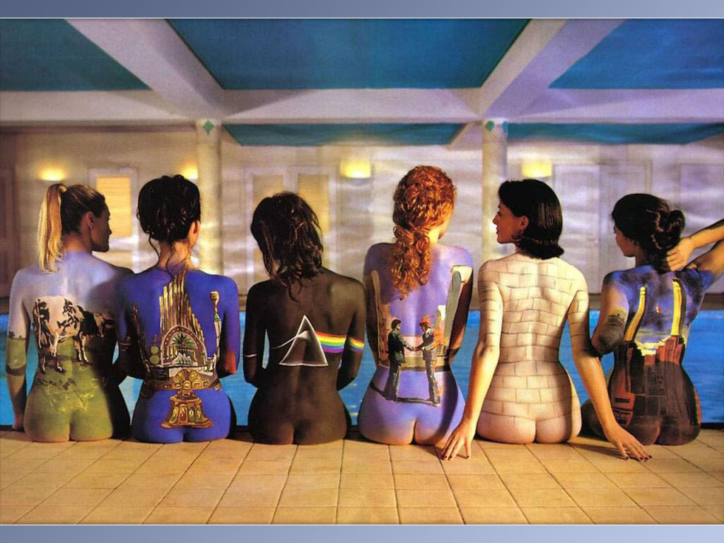 Artwork Pink Floyd