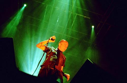 Samuel, frontman dei Subsonica