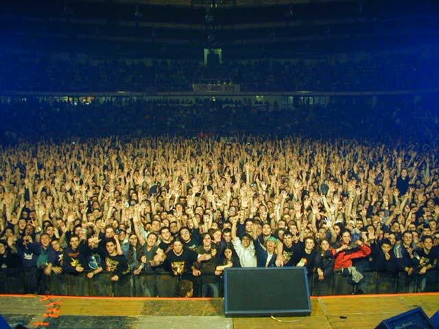 Dream Theater in concerto a Roma