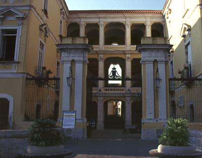 Storia di aNGRI Palazzo Doria