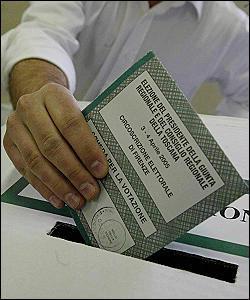 Elezioni Angri Maggio 2007