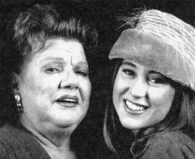 Luisa Conte e Lara Sansone