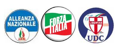 angri udc alleanza nazionale forza italia