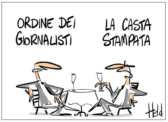 Casta dei giornalisti