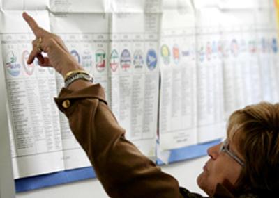 Liste elettorali angri