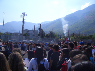 Festa Primavera Liceo La Mura Angri