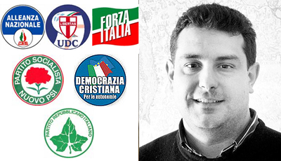 Gianpaolo Mazzola candidato sindaco Angri