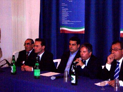 Giampaolo Mazzola presentazione della candidatura