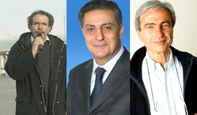 Roberto Postiglione, Pasquale Mauri, Elio Barba