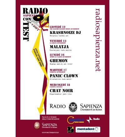 Radio Sapienza Contest