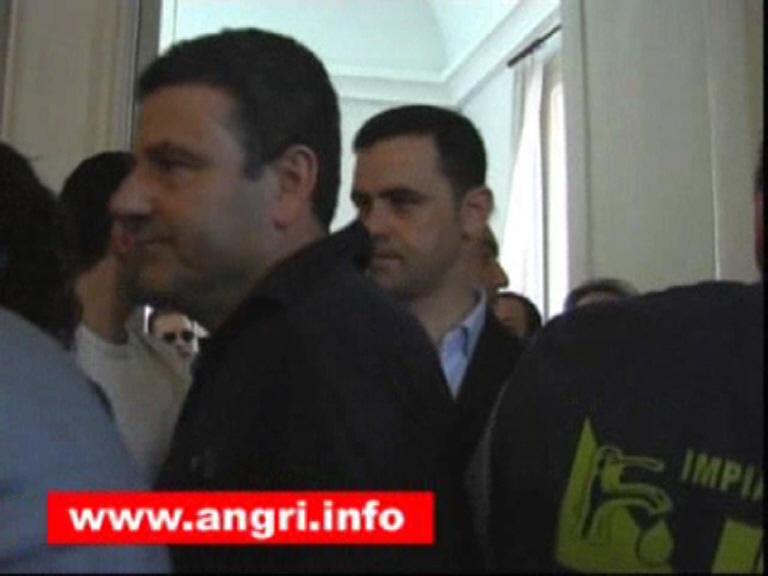 Michele Villano e Antonio Squillante