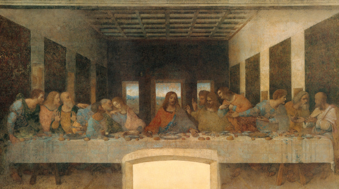 L'ultima cena - Leonardo