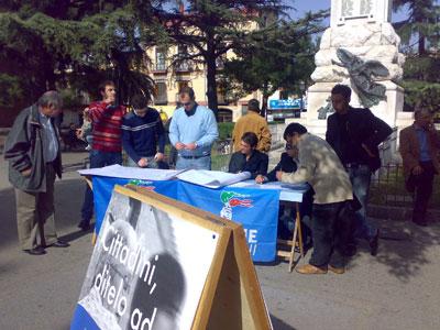 Azione Giovani in piazza
