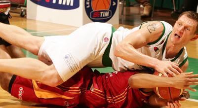 Siena e Roma si contenderanno lo scudetto del basket italiano