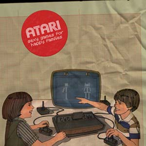 ATARI - SEXY GAMES FOR HAPPY FAMILIES