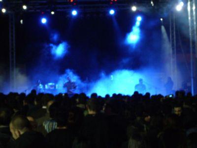 Linea 77 - live