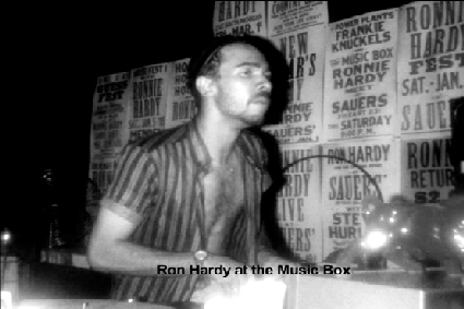 Ron Hardy