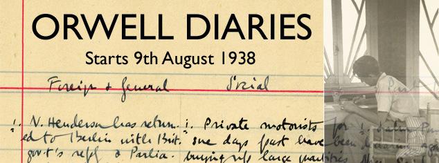 I diari di George Orwell