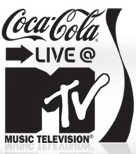 coca cola live mtv