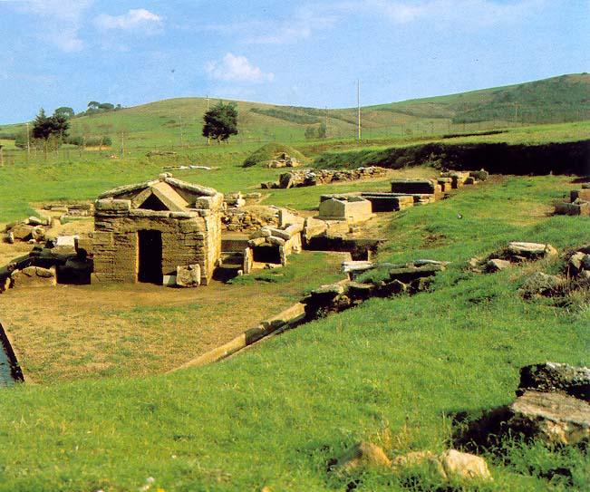 Necropoli etrusca di Populonia