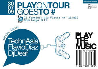 PLAY ON TOUR GOES TO