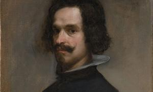 Retrato Masculino di Velazquez
