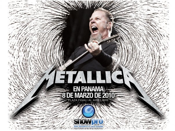 Metallica - Panama
