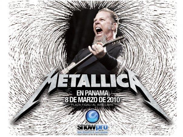 Metallica - Panama