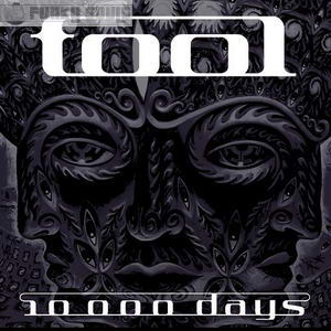 tool 10000 days cover