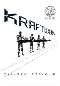 Kraftwerk. Minimum Maximum.