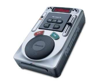 NUMARK CD PLAYER DJ PRO CARICA FRONTALE AXIS 2