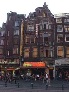 Hotel Manofa - Amsterdam
