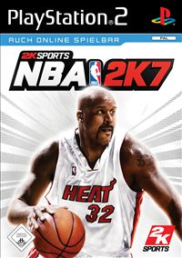 NBA 2K7 per PlayStation 2