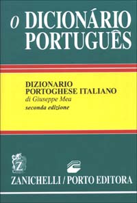 Dicionrio portugus. Dizionario portoghese-italiano, italiano-portoghese (O)