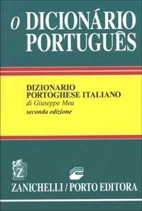 Dicionário português. Dizionario portoghese-italiano, italiano-portoghese (O)